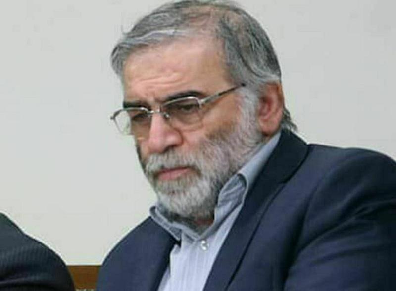 shaid fakhry zadeh - عرض تبریک و  تسلیت شهادت دانشمند نخبه محسن فخری زاده